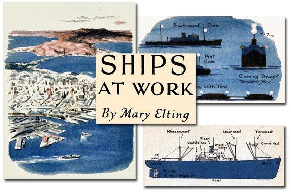 Ships at Work {Free eBook}