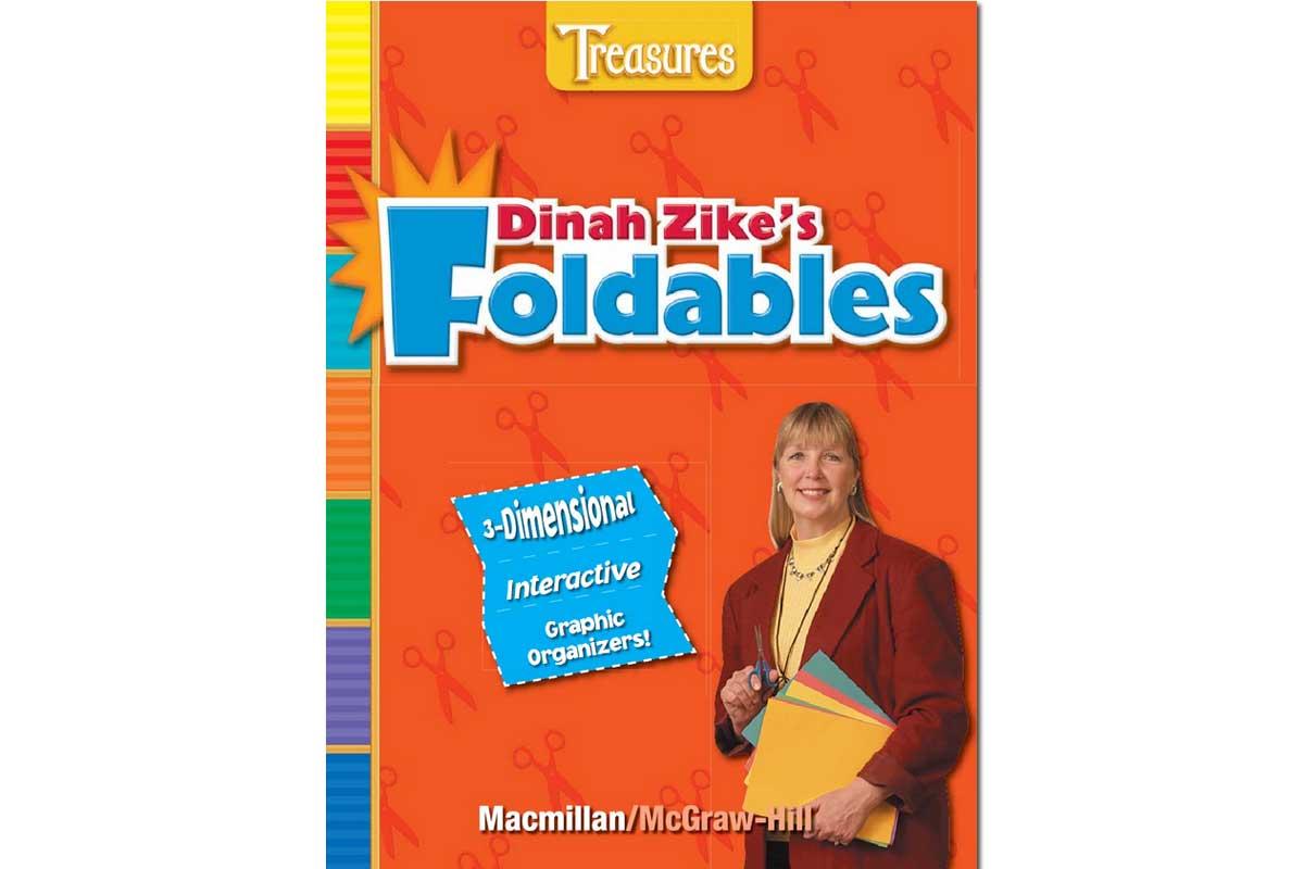 Dinah Zike's Foldables {Free}