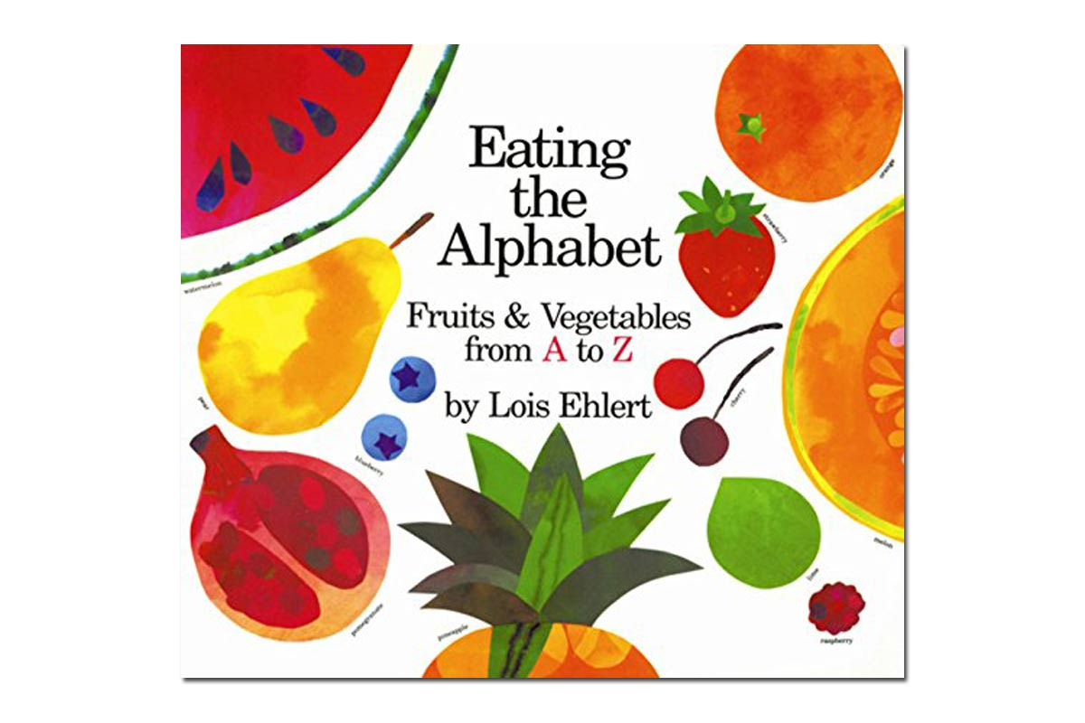 Eating the Alphabet {Free to Read — Time Limited}
