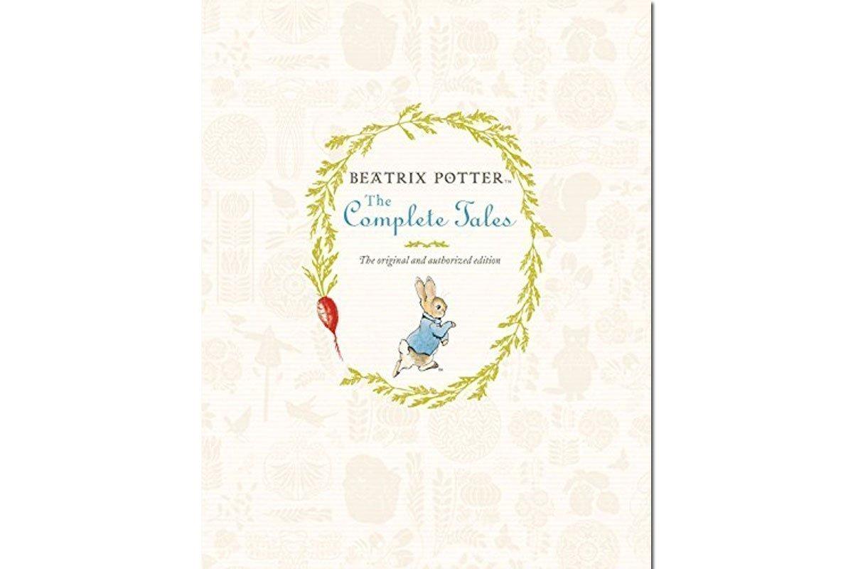 Beatrix Potter The Complete Tales {Free eBooks}