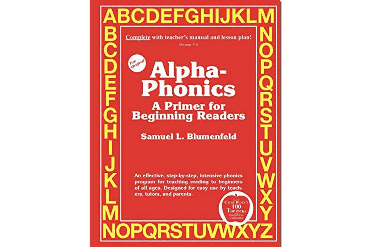 Alpha-Phonics Workbook {Free}