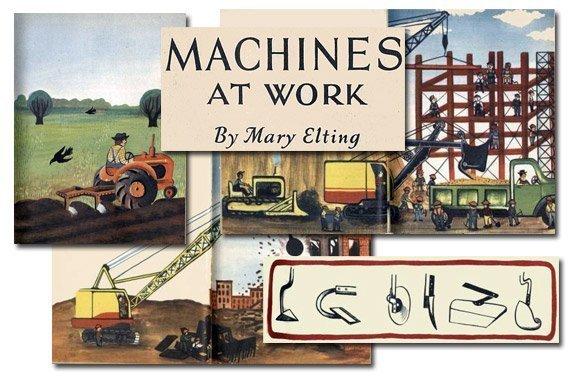 Machines at Work {Free eBook}