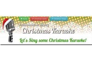 Favorite Site: Christmas Karaoke