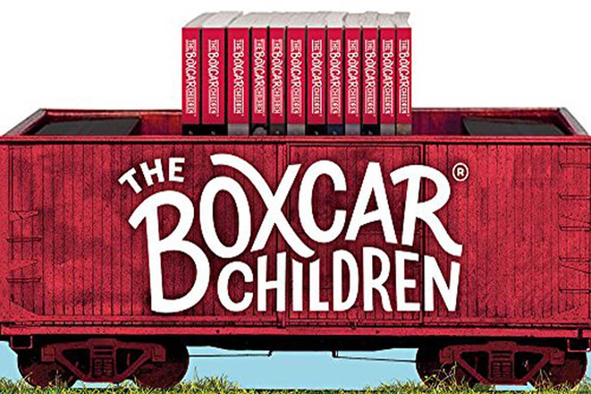 The Boxcar Children Books 1–12 Set {$1.00!}