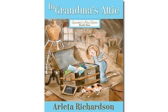 In Grandma's Attic Series {$0.99 Each}