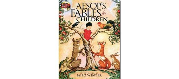 Milo Winter's Aesop Fables {Free eBook}