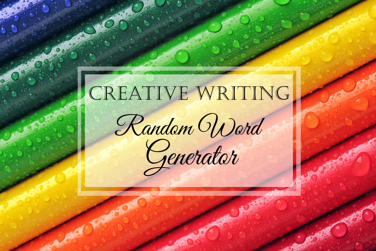 Activity: Creative Writing with the Random Word Generator