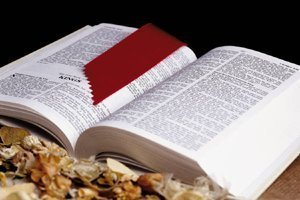 20 Suggested Scripture Passages for Memory