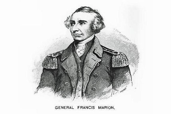 Free History Studies: Francis Marion