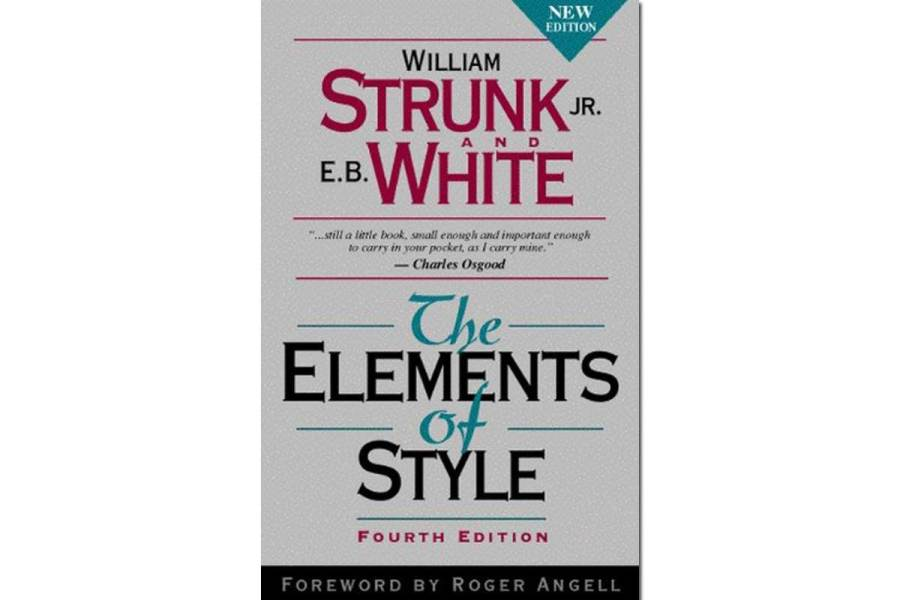 The Elements of Style {Free eBook}