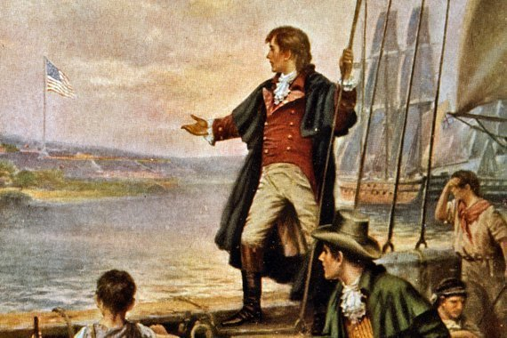 Free History Studies: The Star-Spangled Banner