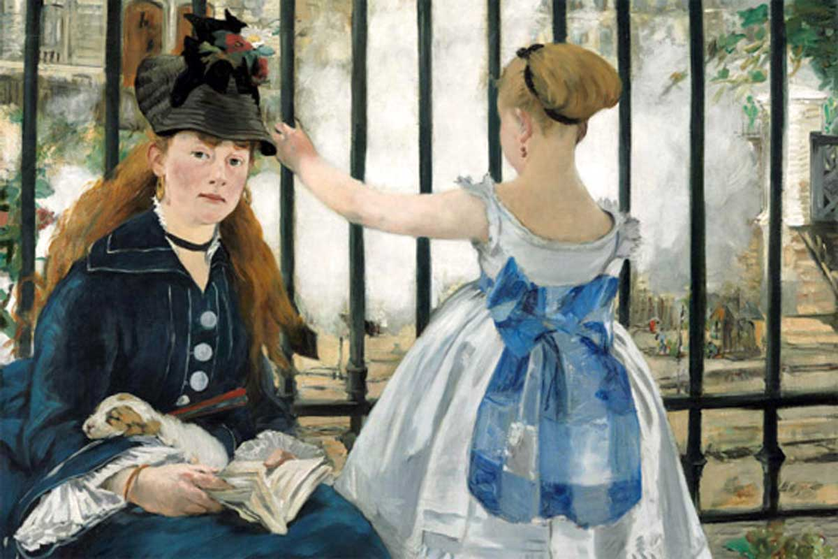 Manet Poster with Activities {Free}
