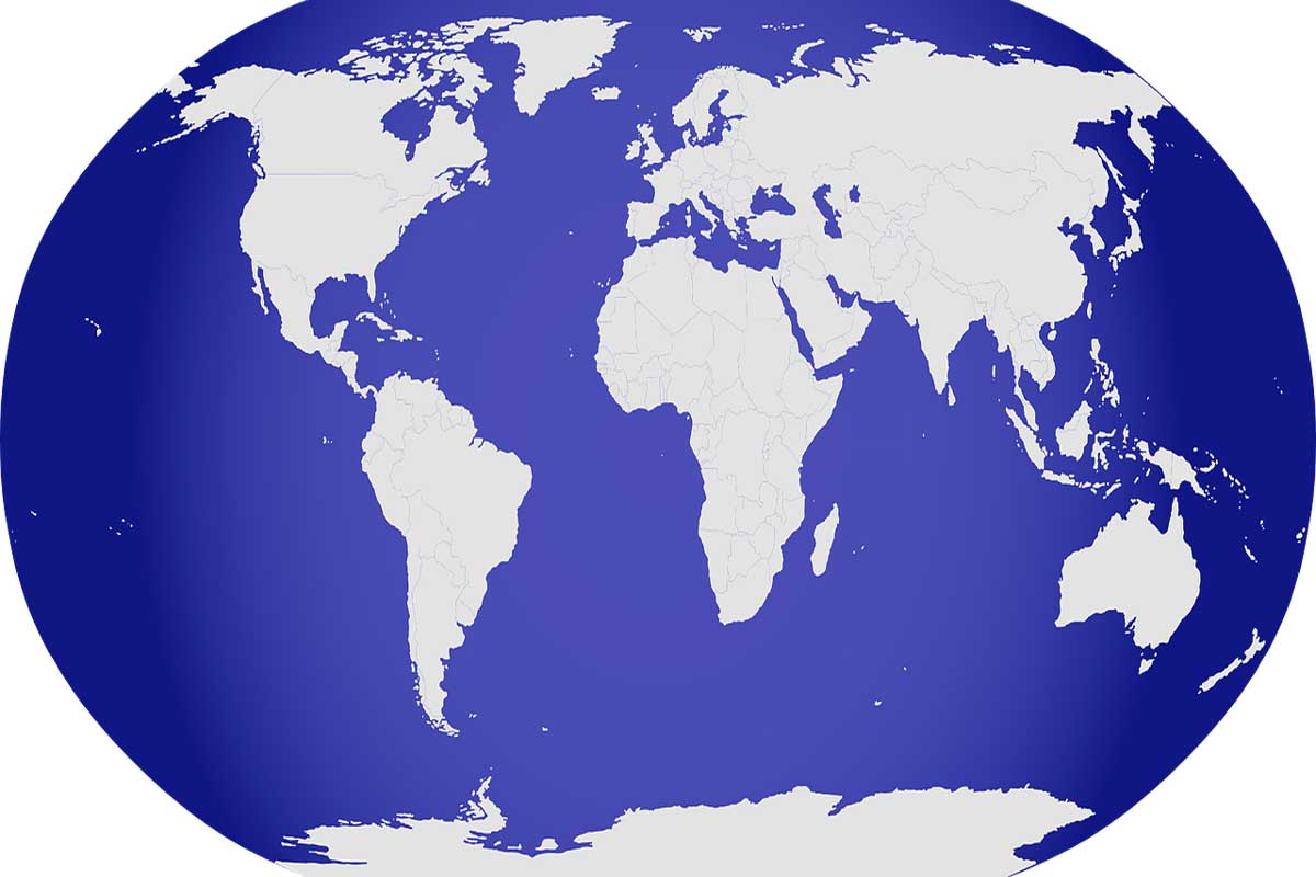 World Outline Maps~ Free