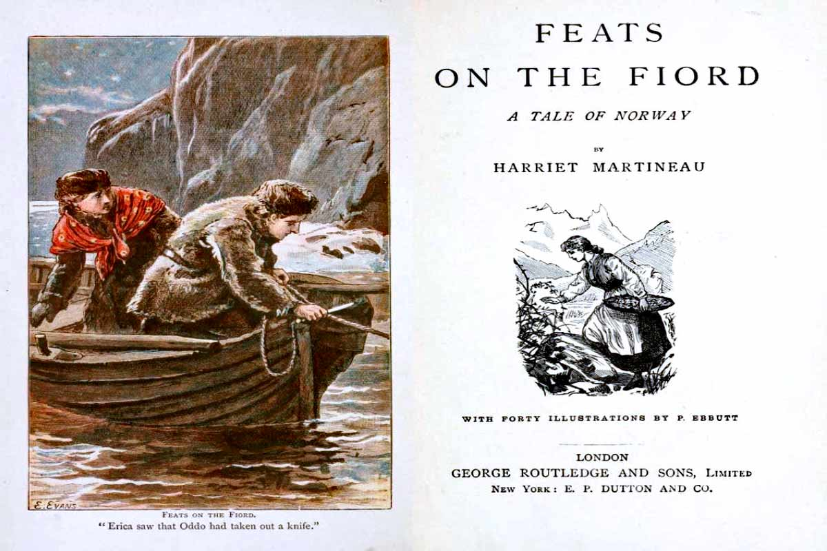 Feats on the Fiord {Free eBook & Activities}