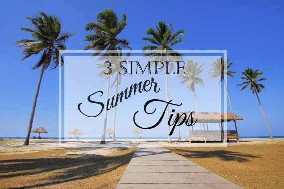 3 Simple Summer Tips for Home Tutors