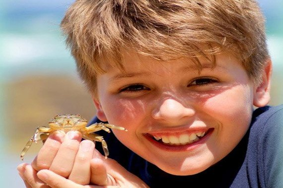Summer Fun Activity: Scavenger Hunt!