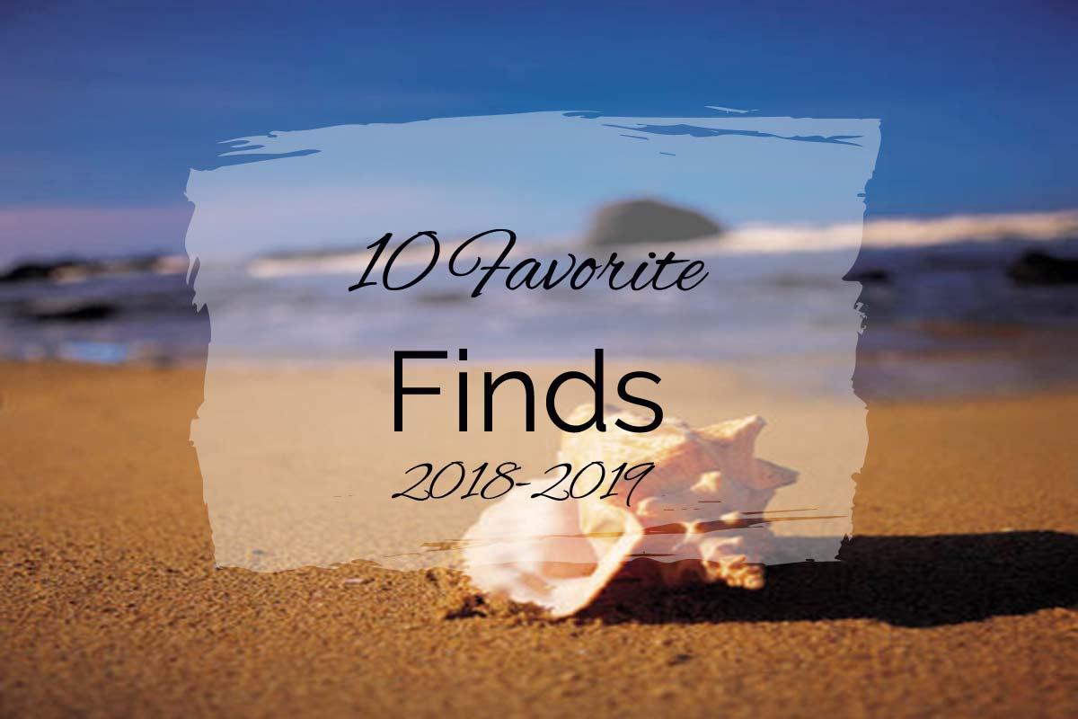 10 Favorite Finds {2018–2019}
