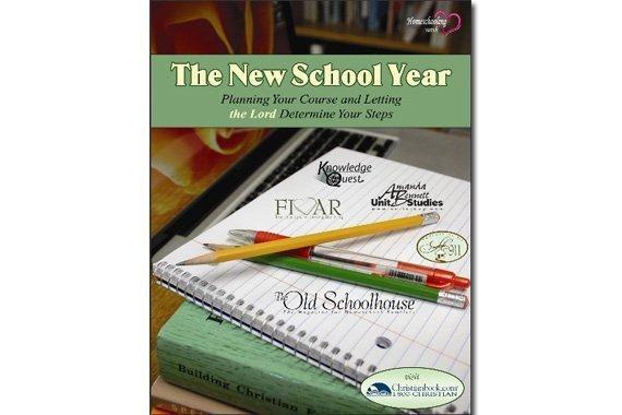 The New School Year {Free eBook}