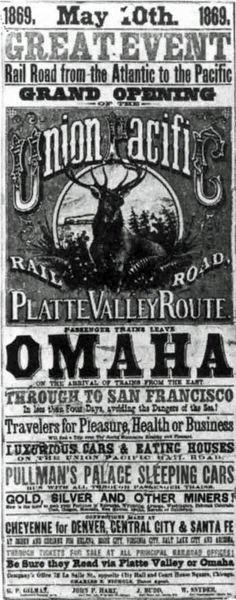 The Transcontinental Railroad: A Unit Study