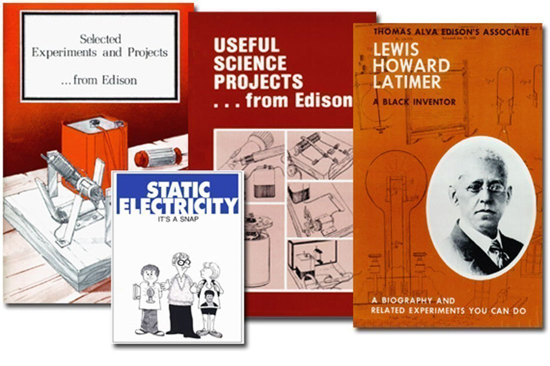 4 Useful Science Projects from Edison {Free Downloads}