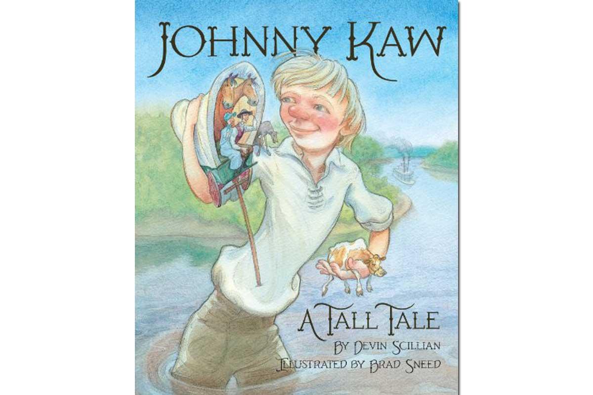 Johnny Kaw: A Kansas Tall Tale ~ Read Free
