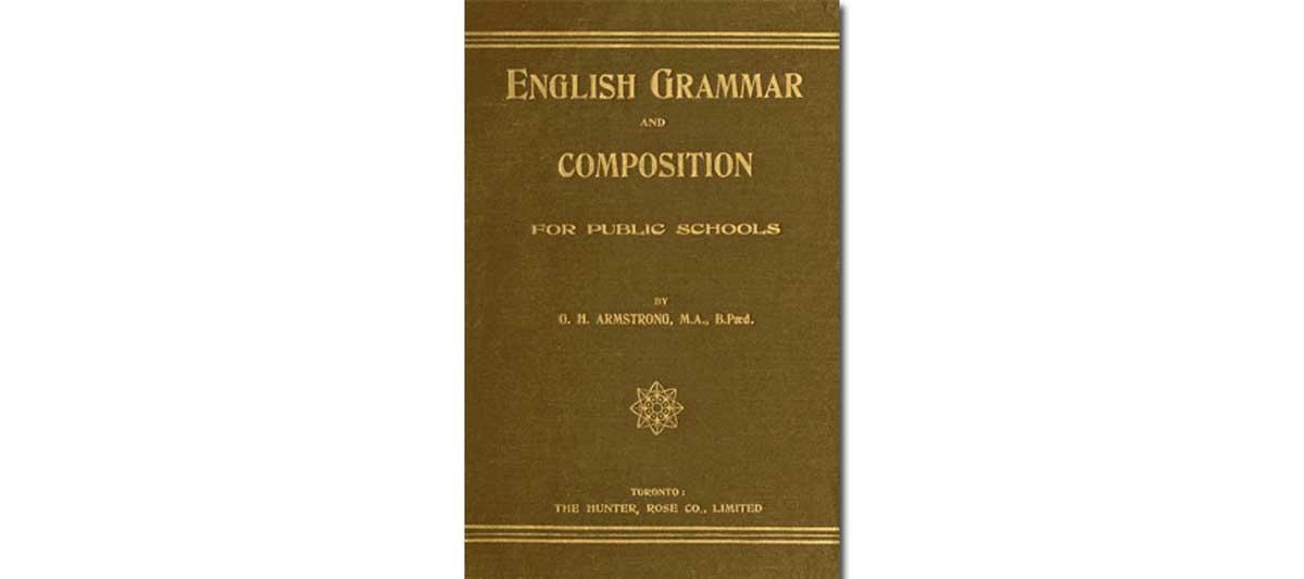 English Grammar & Composition {Free eBook}