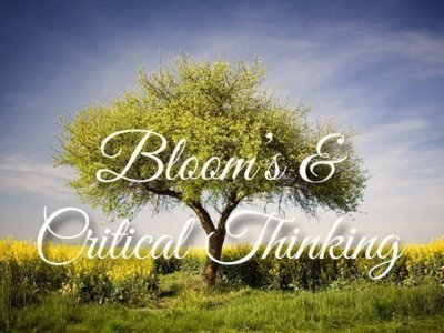 Bloom's & Critical Thinking {Complete Series}