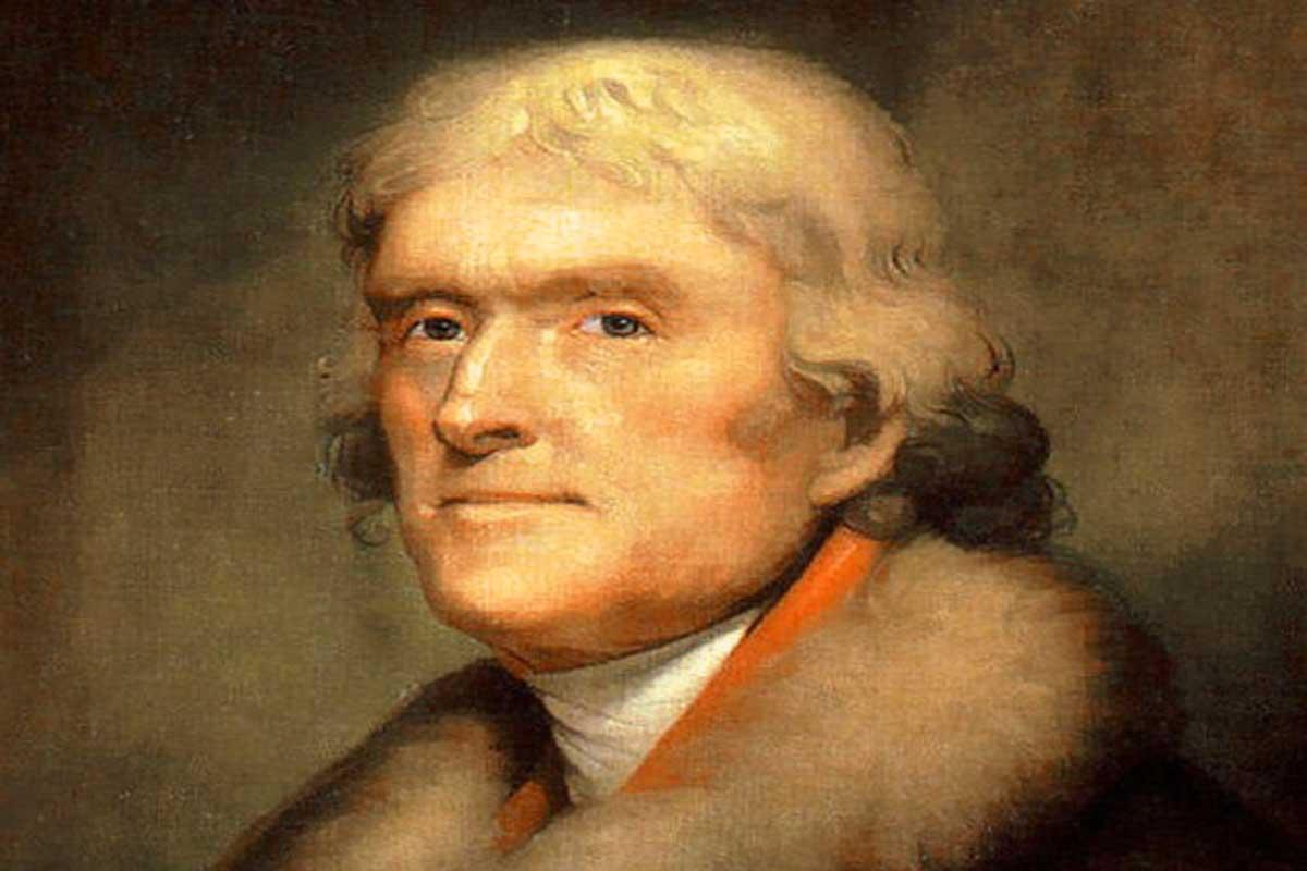 Free History Studies: Thomas Jefferson
