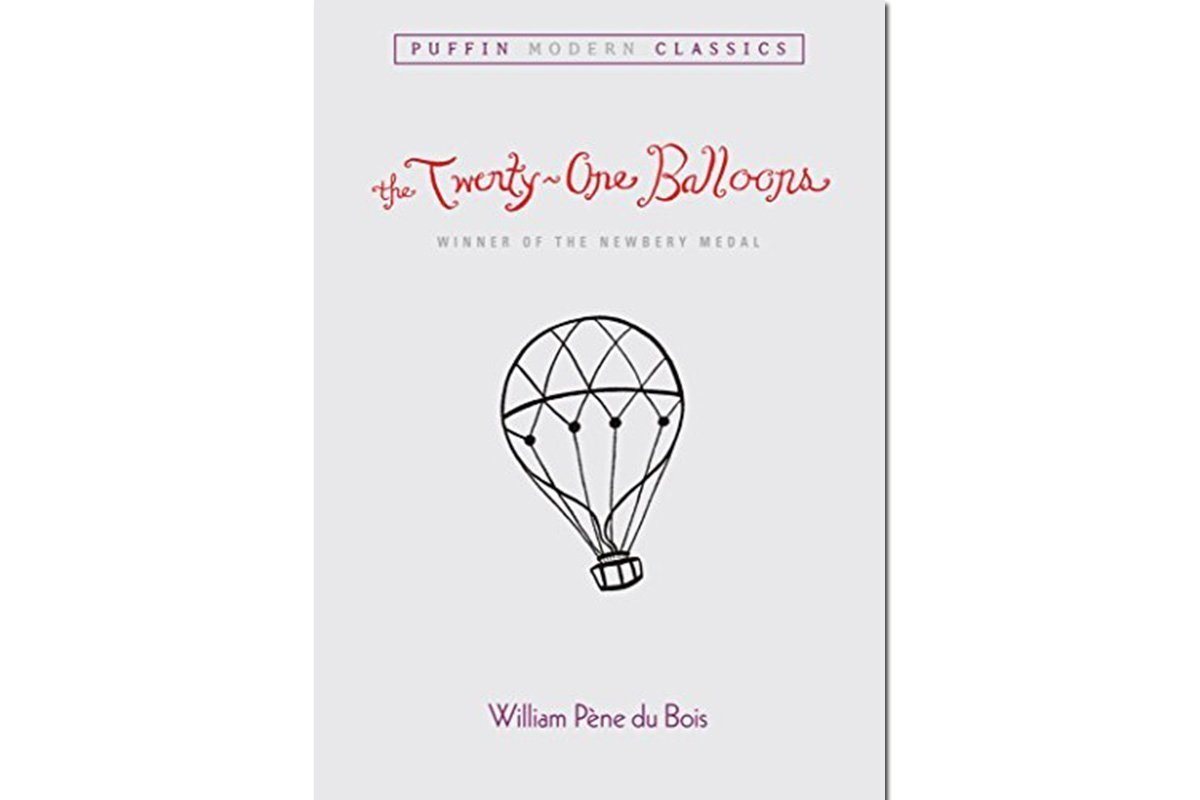 The Twenty-One Balloons ~ Review