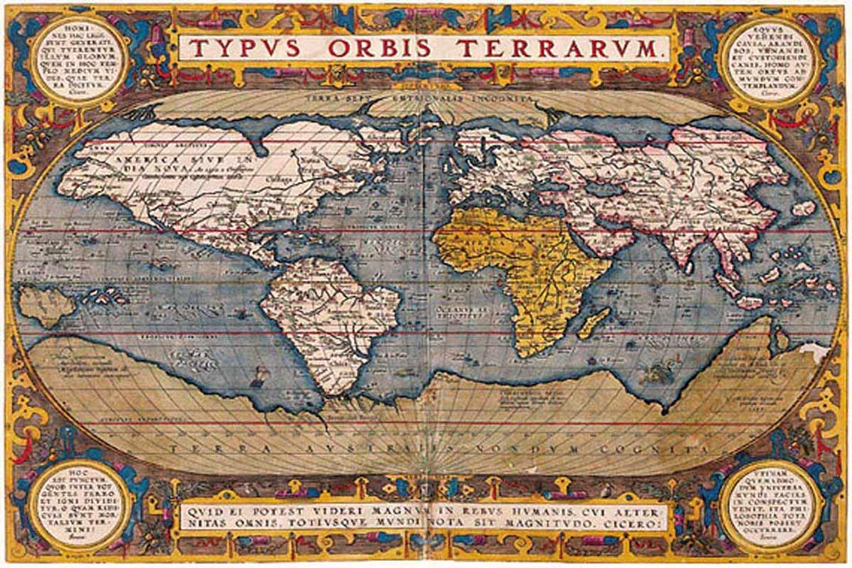Maps: A Unit Study