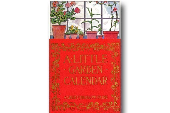 A Little Garden Calendar {Free eBook}