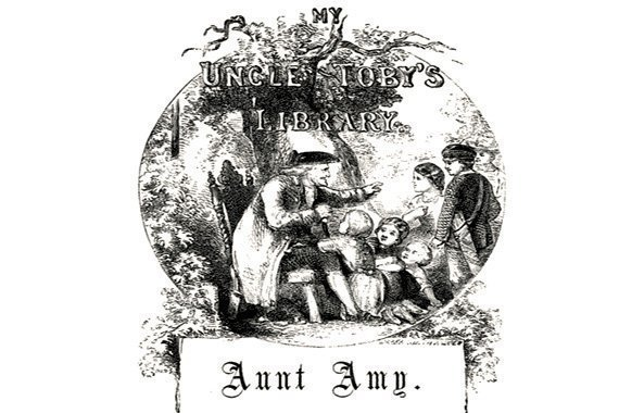 Aunt Amy {Free eBook}