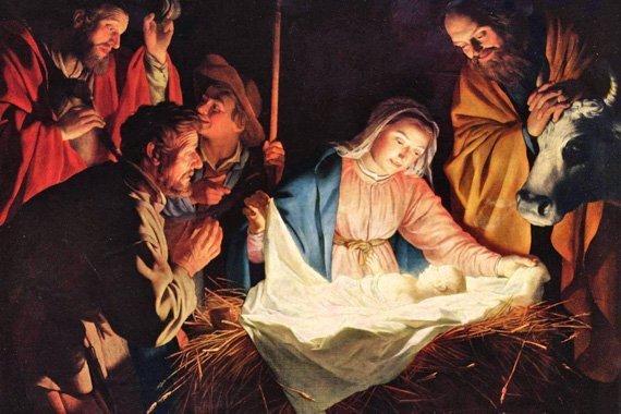 Birth of Christ Lapbook {Free}