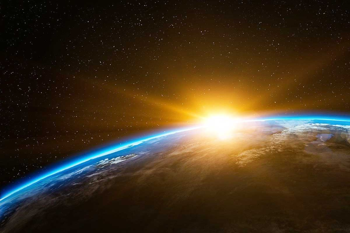 """Great, Wide, Beautiful, Wonderful World"" by William Brighty Rands"