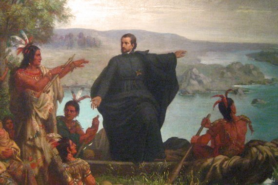Free History Studies: Jacques Marquette