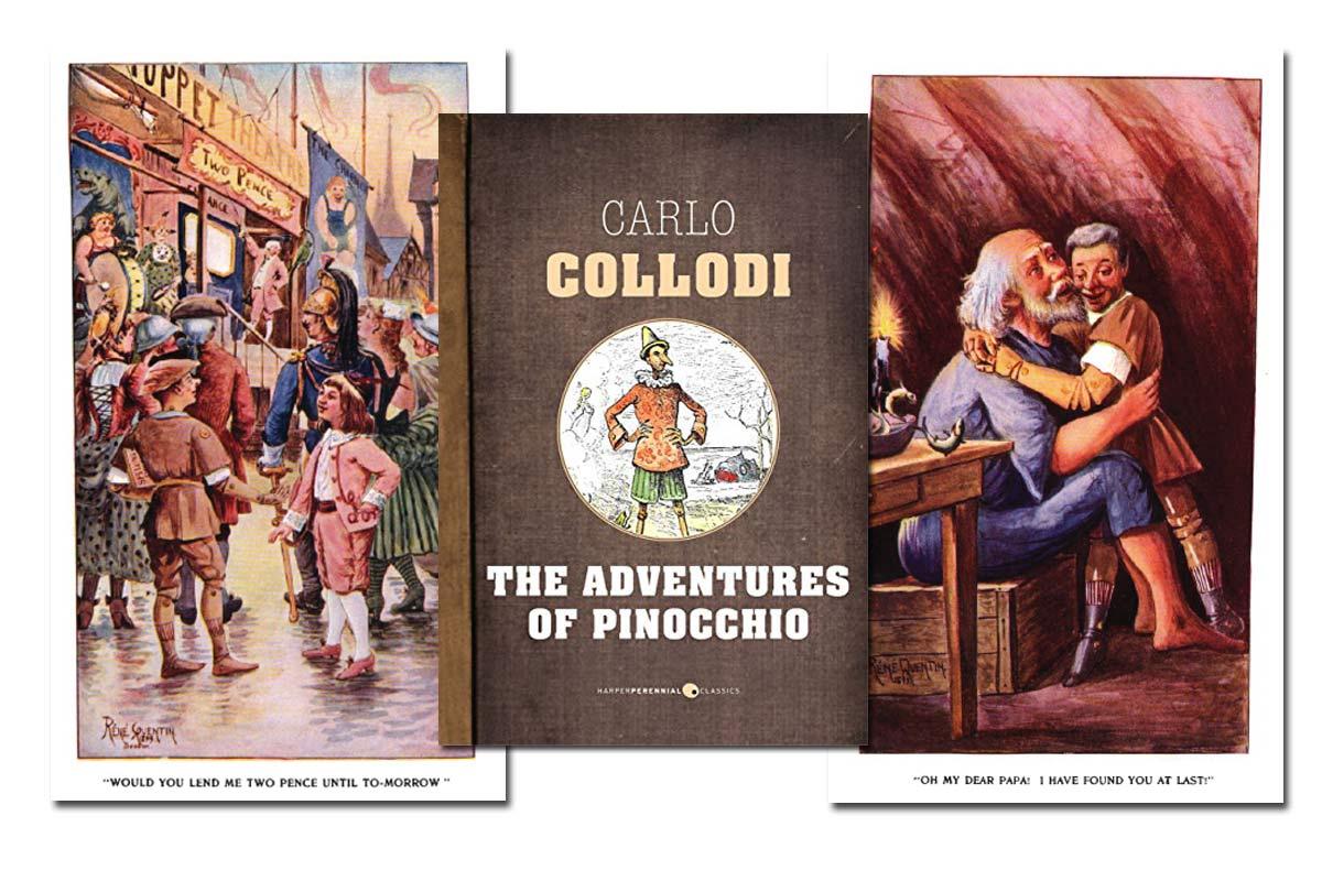 Pinocchio {Free eBook & Activities}