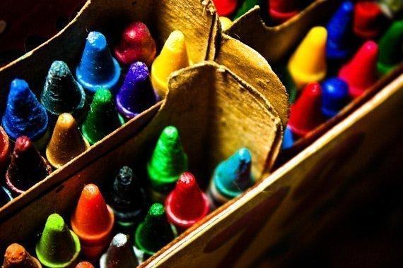 Crayola Crayons: A Unit Study
