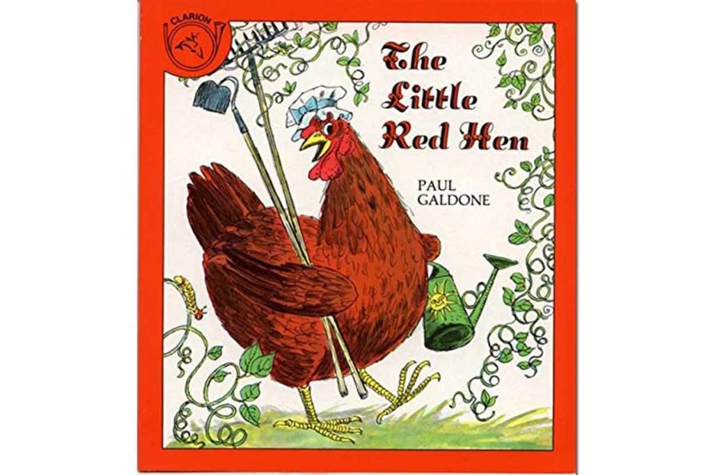 Book Study: The Little Red Hen {Free eBook & Activities}