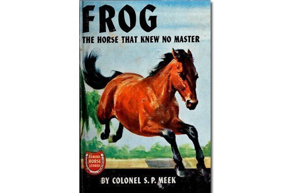 Frog, The Horse That Knew No Master {Free eBook}