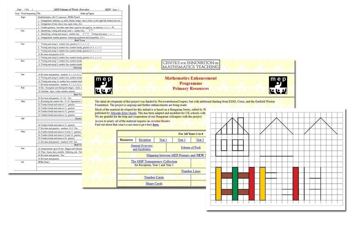 Free Math Course: MEP