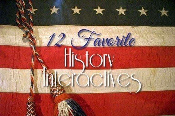 12 Favorite History Interactives