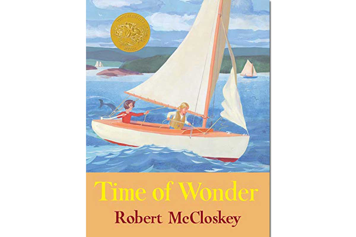 A Time of Wonder {Book Activities}