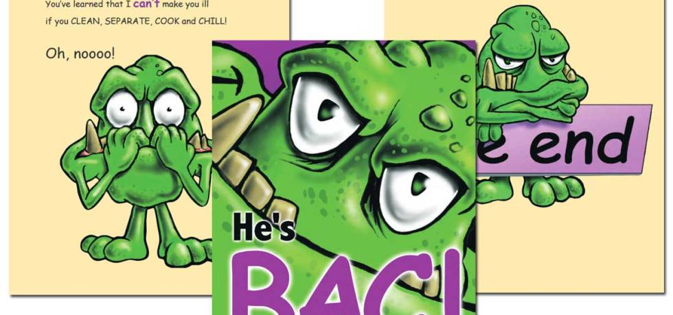He's BAC ~ Free Kids Food Safety Download