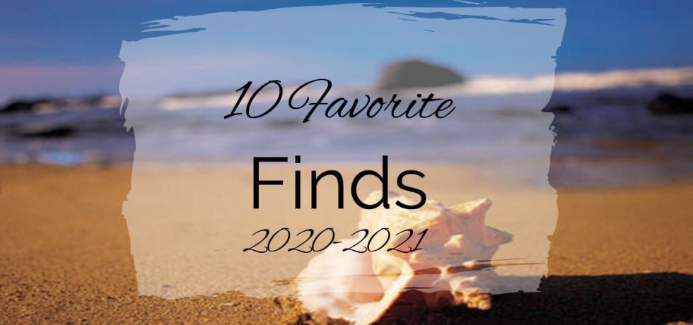 10 Favorite Finds {2020–2021}