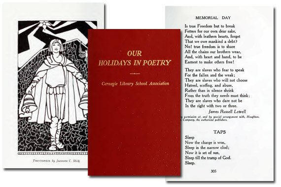 Our Holidays in Poetry {Free eBook}