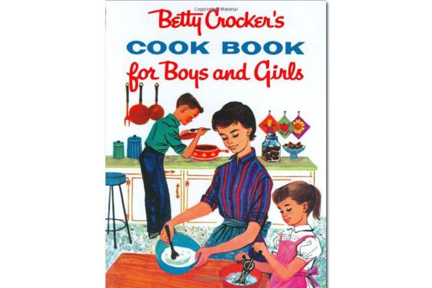 Betty Crocker's Cook Book for Young People {Free}