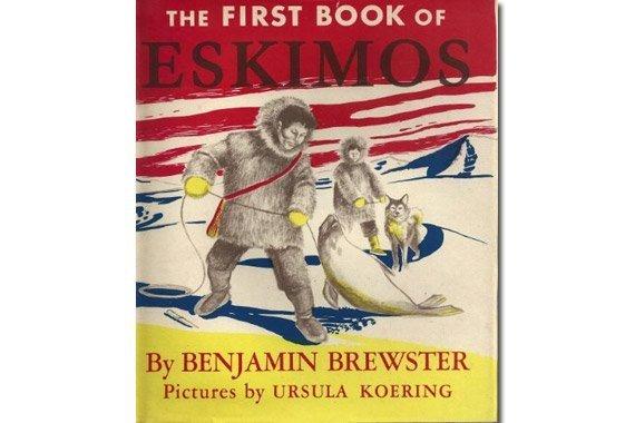 The First Book of Eskimos {Free eBook}