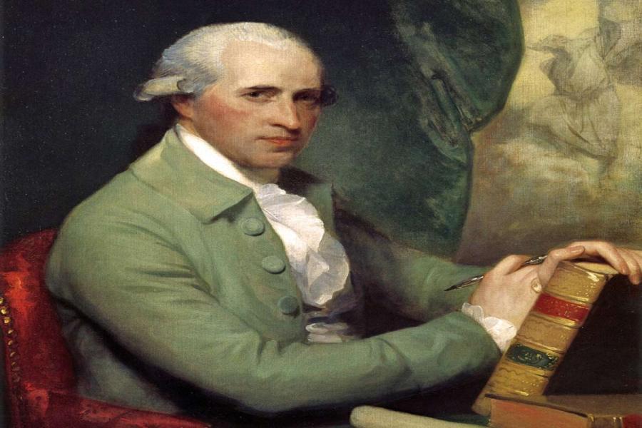 Free History Studies: Benjamin West