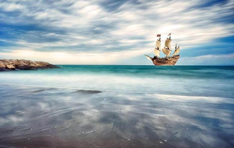 """Pirate Story"" by Robert Louis Stevenson"