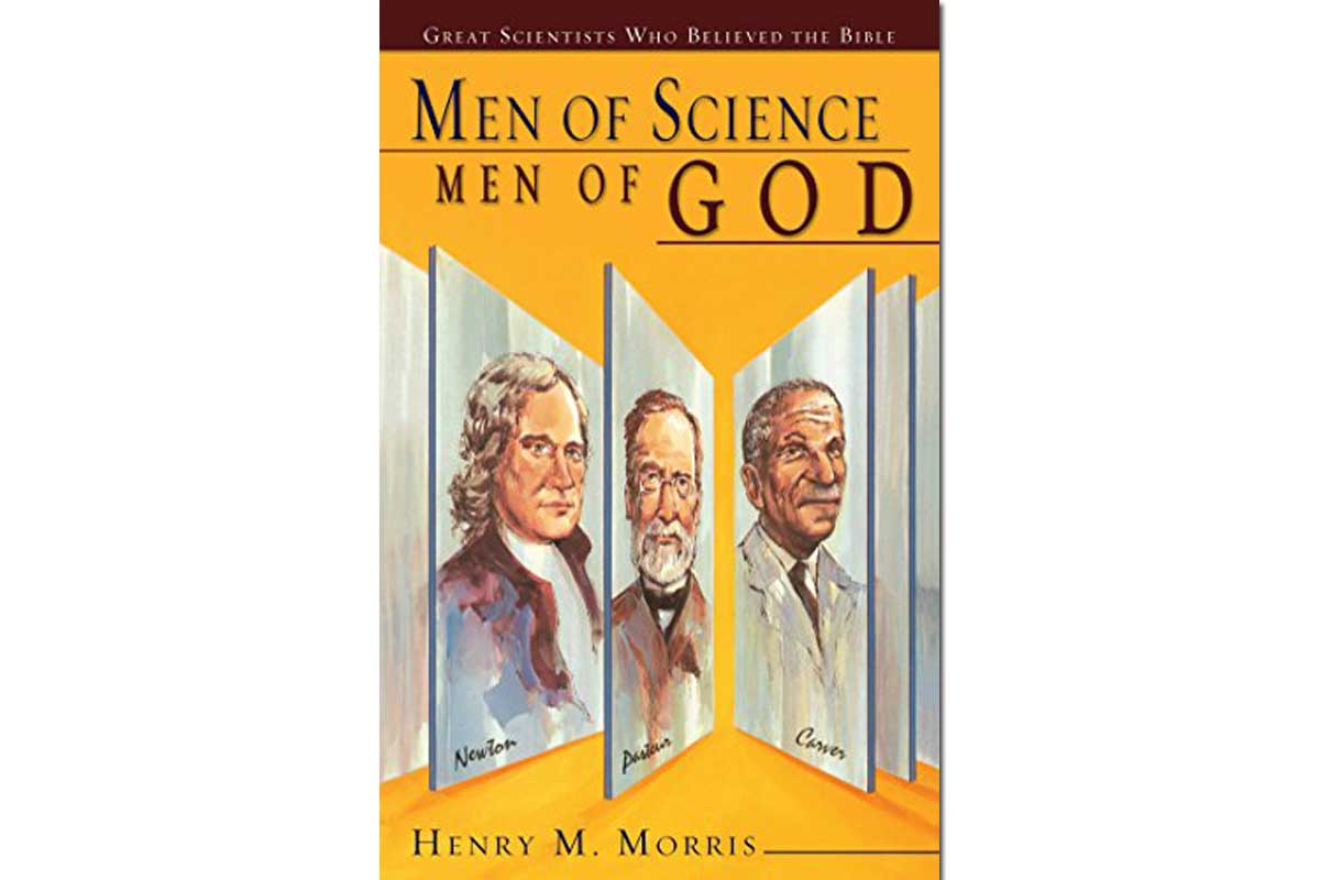 Men of Science, Men of God {Review & Suggestions}